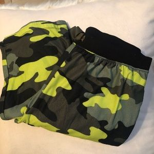 Boys Camo sleep pants